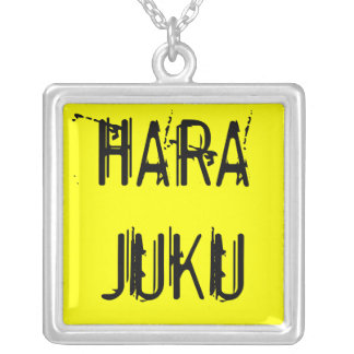 Harajuku Pendant
