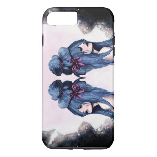 Harajuku style iPhone 8 plus/7 plus case
