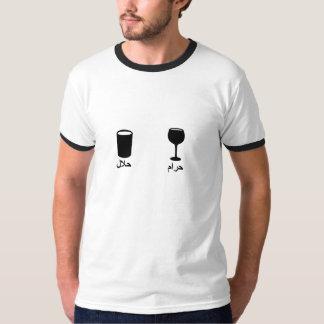 haram / halal 3 T-Shirt
