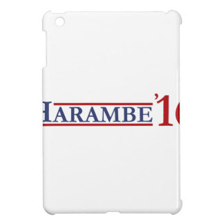 Harambe 16 iPad mini cover