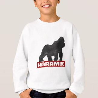 HARAMBE 2016 Lives Matter Sweatshirt