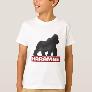 HARAMBE 2016 Lives Matter T-Shirt