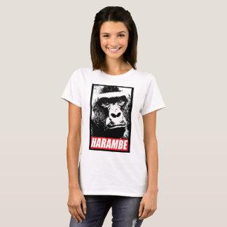 HARAMBE GORILLA POSTER T-Shirt