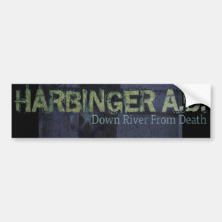 Harbinger A.D. Down River From Death Sticker