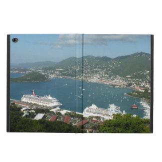 Harbor at St. Thomas US Virgin Islands Powis iPad Air 2 Case