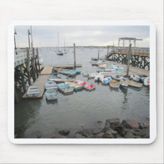 Harbor Dinghies Kittery Point Mouse Pad