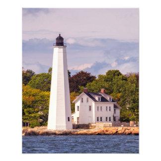 Harbor Light Photo Print