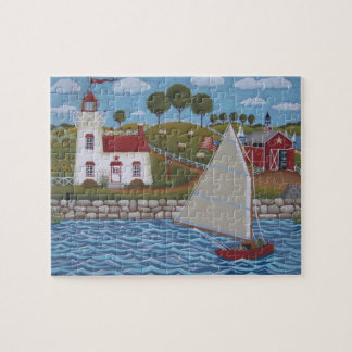 Harbor Light Puzzle