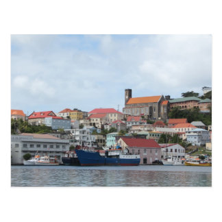 Harbor of St. George's Postcard