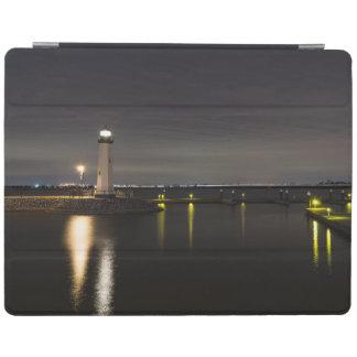 Harbor Rockwall Lighthouse iPad Cover