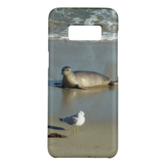 Harbor Seal at La Jolla California Case-Mate Samsung Galaxy S8 Case
