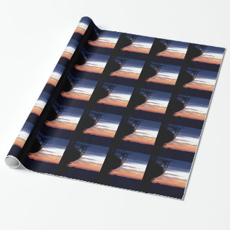 Harbor Sunrise Wrapping Paper