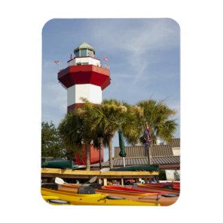 Harbor Town Hilton Head Magnets