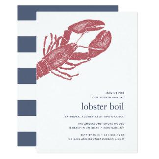 Harborside | Lobster Boil or Bake Invitation