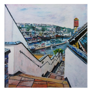 Harbour 5 acrylic wall art