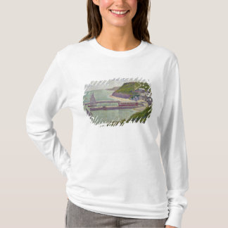 Harbour at Port-en-Bessin at High Tide, 1888 T-Shirt