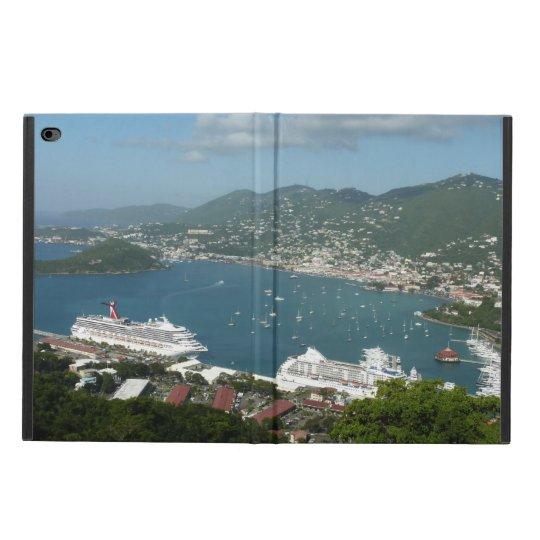 Harbour at St. Thomas US Virgin Islands Powis iPad Air 2 Case