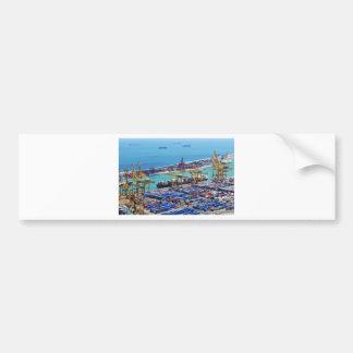 Harbour Bumper Sticker