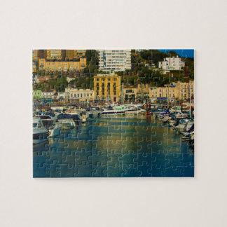 Harbour Puzzle