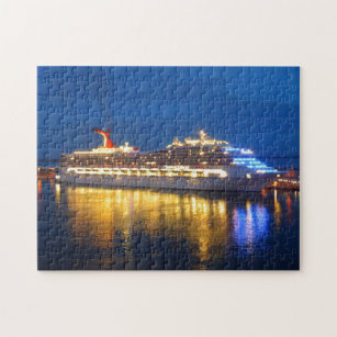 Harbour Reflections Jigsaw Puzzle