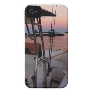 Harbour Sunset, St Joseph Island iPhone 4 Case-Mate Case