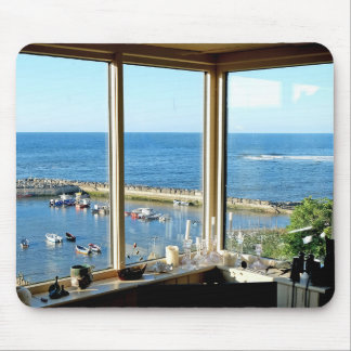 Harbour View Mouse Pad