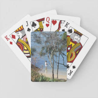 Harbourside Fishing Playing Cards