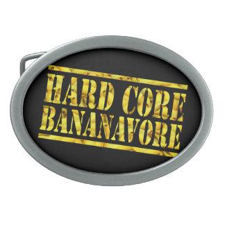 HARD CORE BANANAVORE BELT BUCKLE