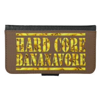 HARD CORE BANANAVORE SAMSUNG GALAXY S6 WALLET CASE