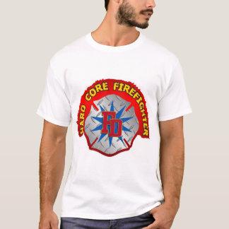 Hard Core Firefighter T-Shirt