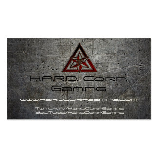 "HARD Corp.  ""We Mean Business"" Cards Pack Of Standard Business Cards"