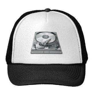 Hard Disk Hats