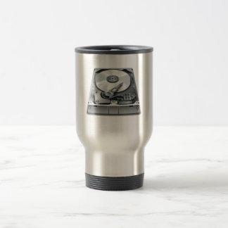 Hard Disk Travel Mug