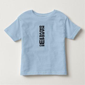 Hard Drive 13 Logo T T Shirts