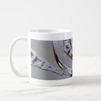 Hard Drive Basic White Mug