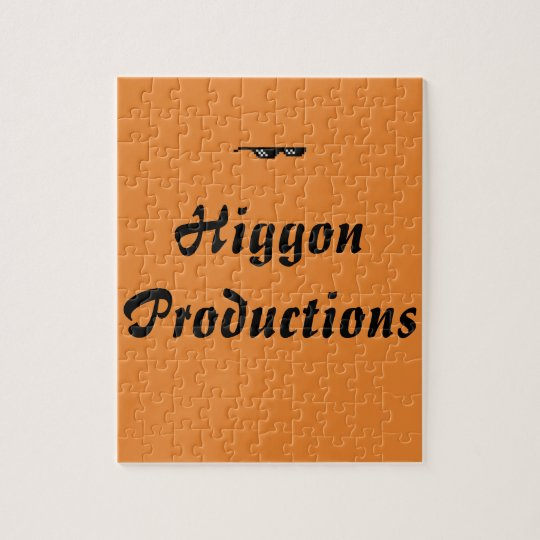 Hard Higgon Productions 8x10 Puzzle with Gift Box