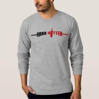 Hard Hitter Logo American Apparel Long Sleeve Tshirts