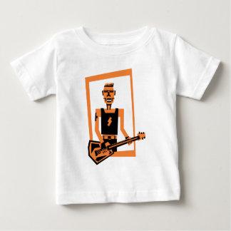hard rock /heavy metal  guitar player baby T-Shirt