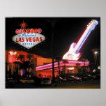 Hard Rock Hotel Las Vegas Posters