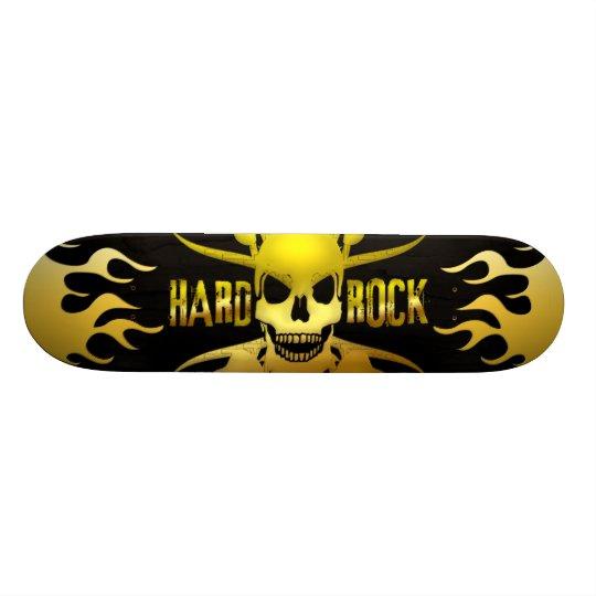 Hard Rock Skateboard Deck