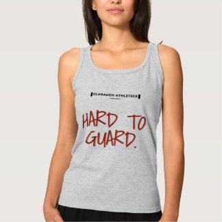 HARD TO GUARD. SINGLET