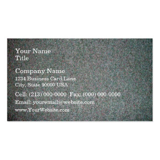 Hard Wearing Grey Carpet Texture Business Card