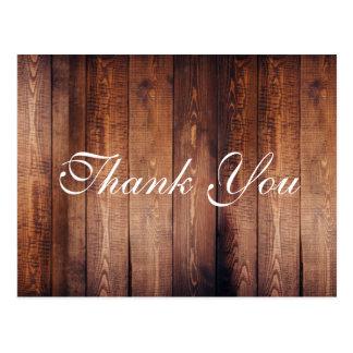 Hard Wood Floor | Thank You Card