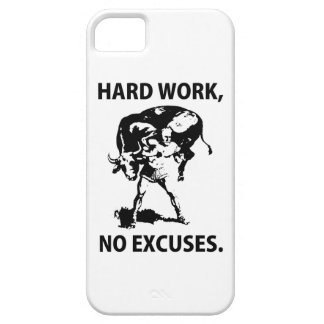"""Hard Work"" Case For The iPhone 5"