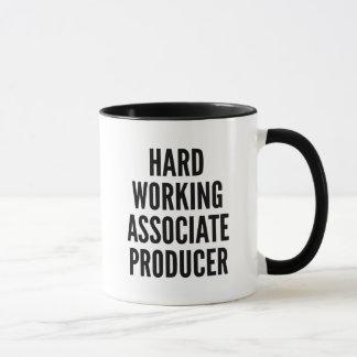 Hard Working Associate Producer