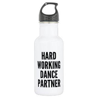 Hard Working Dance Partner 532 Ml Water Bottle