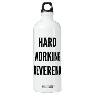Hard Working Reverend SIGG Traveller 1.0L Water Bottle