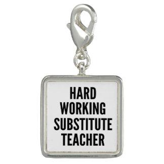 Hard Working Substitute Teacher
