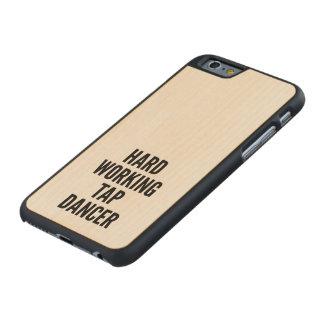 Hard Working Tap Dancer Carved® Maple iPhone 6 Slim Case