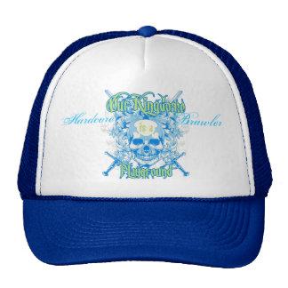 Hardcore Brawler Women's MMA Trucker Hat